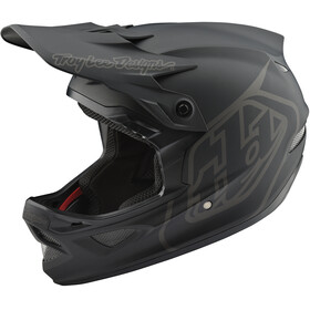 Troy Lee Designs D3 Fiberlite Bike Helmet black